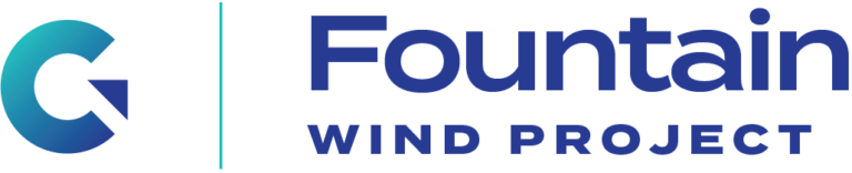 Fountain Wind Project logo